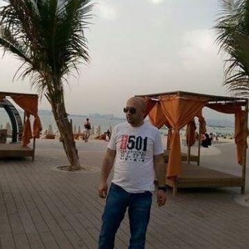 Mohammed Ghannam, 31, Amman, Jordan