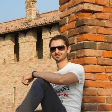 Emanuele Chinello, 31, Desio, Italy