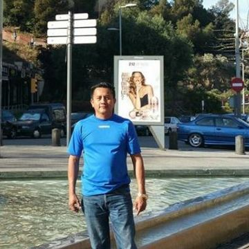 Luis Alberto Rodriguez Lindao, 45, Barcelona, Spain