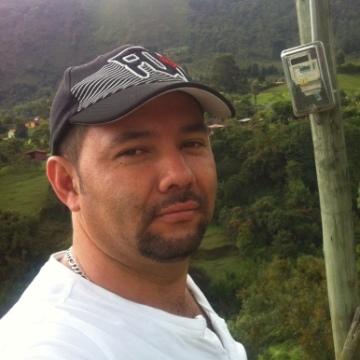 Geovanny Corrales, 41, Medellin, Colombia