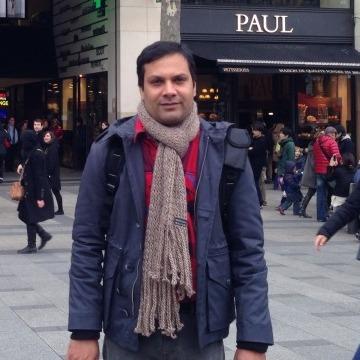 Salman, 38, Jeddah, Saudi Arabia