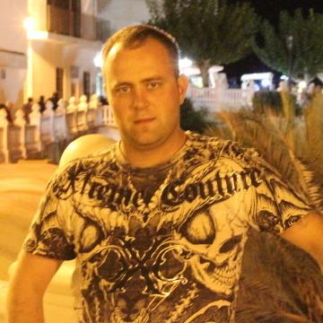 Andrej Morozov, 35, Tallinn, Estonia
