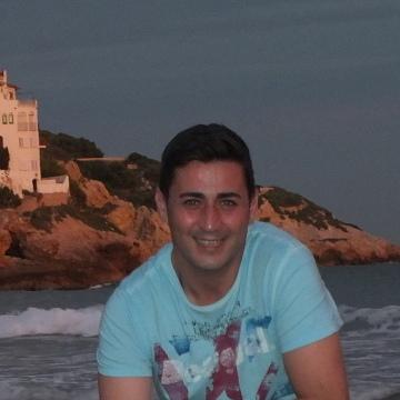 daniel, 37, Barcelona, Spain
