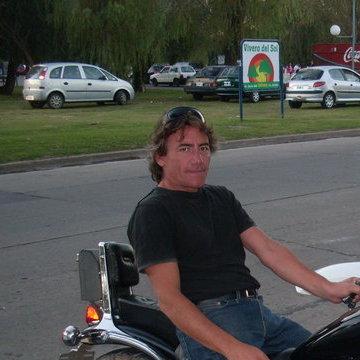 Jorge Aguilar, 51, San Nicolas, Argentina
