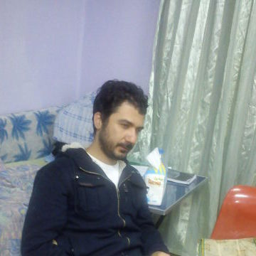 İbrahim, 36, Hatay, Turkey
