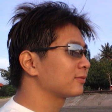 Andi Halim, 35, Yogyakarta, Indonesia