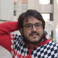 Gaurav Jha, 29, Ghaziabad, India
