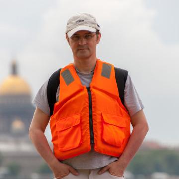 Andrey Platonov, , Saint Petersburg, Russia