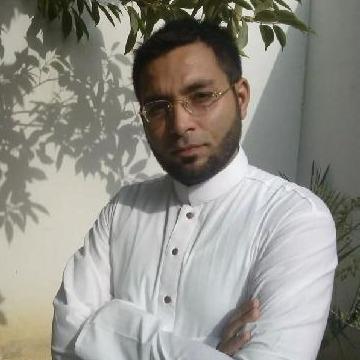 bilal, 30, Karachi, Pakistan