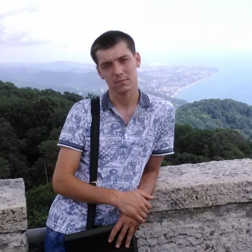 Ruslan Katasonov, 27, Krasnodar, Russia