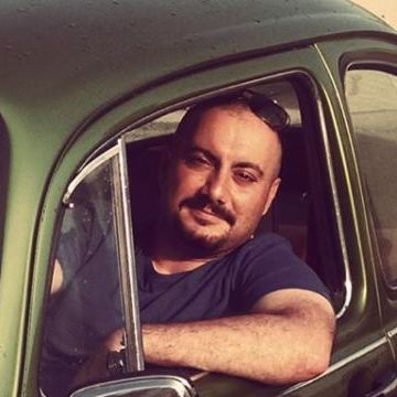 Serdar Sener, 35, Istanbul, Turkey