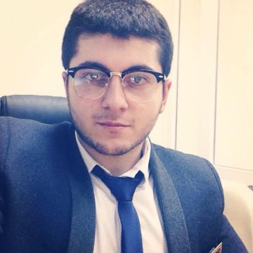 Григор, 24, Tomsk, Russia