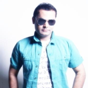 Ali Shaikh, 30, Karachi, Pakistan