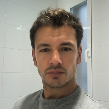 Germán, 30, Madrid, Spain
