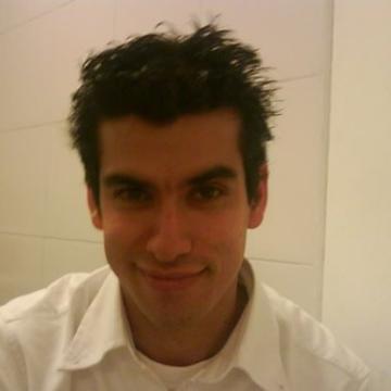 Gusx Parra, 27, Bogota, Colombia