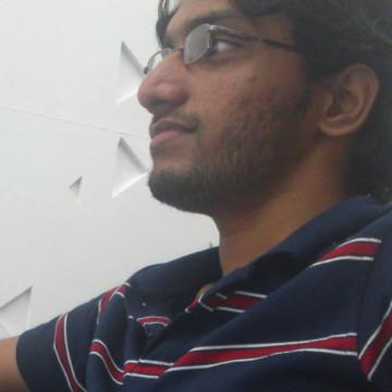 Shamshir Shaikh, 27, Mumbai, India