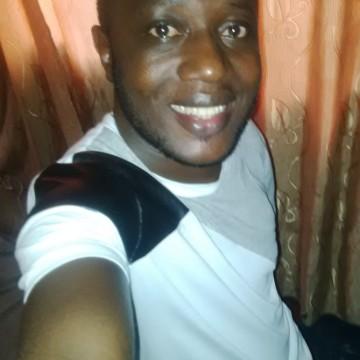 Alo Adekunle, 51, Lagos, Nigeria