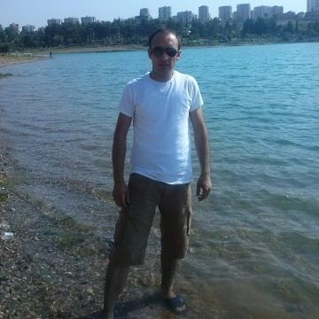 Coskun Ibrahim, 33, Istanbul, Turkey