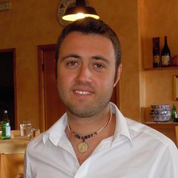 Francesco Macrì, 38, Torino, Italy