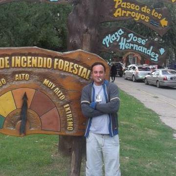 Mangialavori Sergio, 37, Campana, Argentina