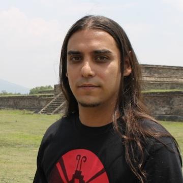 Luis Reyes, 35, Garza Garcia, Mexico