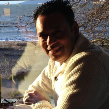 Kush, 42, Toronto, Canada