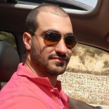 Abra, 29, Beyrouth, Lebanon