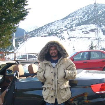 Hector Zapata, 42, Palma, Spain