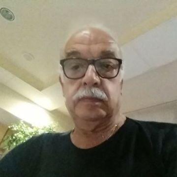 Mauro Leonetti, 74, Firenze, Italy