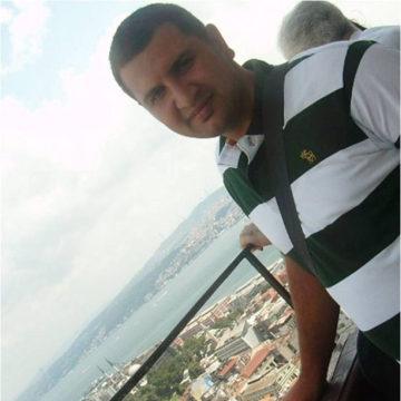 Kaan Gokhan, 33, Ankara, Turkey