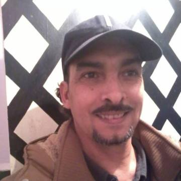 M'hamed Benmeriem, 49, Relizane, Algeria