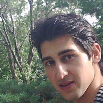 Ahmad Hasanzadeh, 30, Istanbul, Turkey