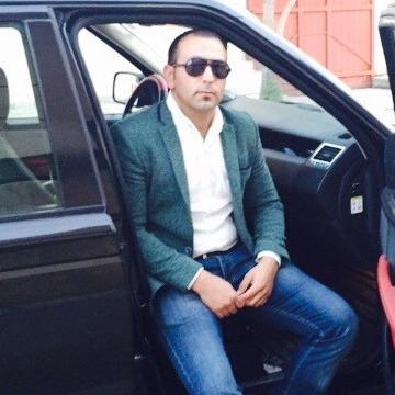Shahab Hossen, 30, Sulaimania, Iraq