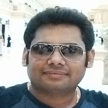 Raj Rao, 34, Dubai, United Arab Emirates