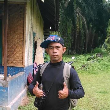 Jandra Ruvitsan, 25, Medan, Indonesia