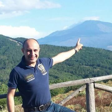 Fabio Pagano, 43, Catania, Italy
