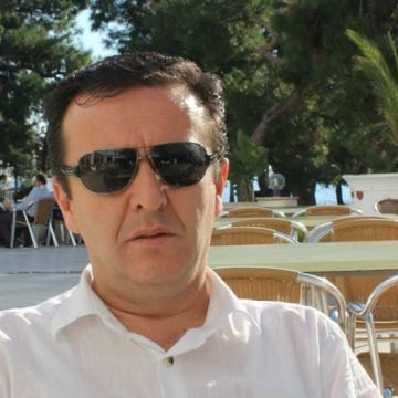 Hakan Kulay, 47, Izmir, Turkey