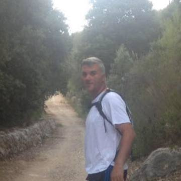 Lorenzo Rossello Sastre, 40, Palma, Spain