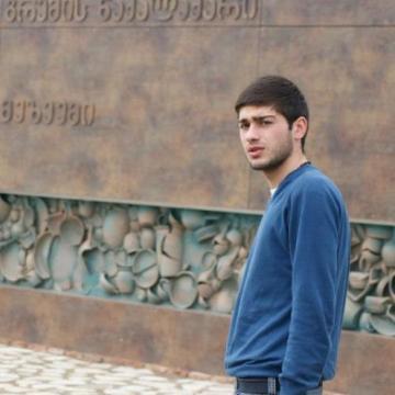 lasha, 23, Tbilisi, Georgia