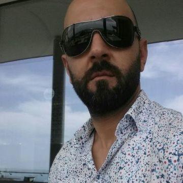 Teoman Erdogan, 39, Antalya, Turkey