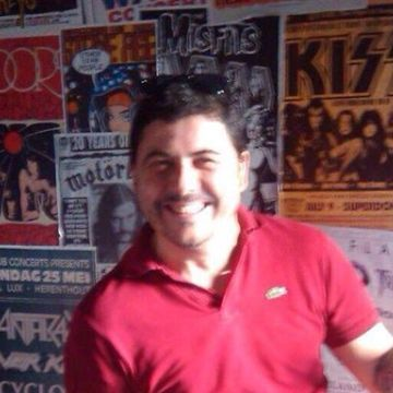 Francisco Mora, 40, Toledo, Spain