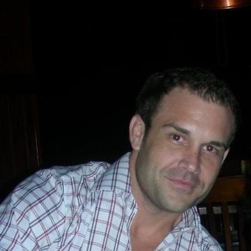 Brandon, 40, Dubai, United Arab Emirates