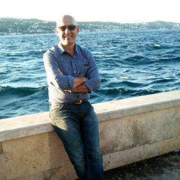 Ali Cimşir, 47, Istanbul, Turkey