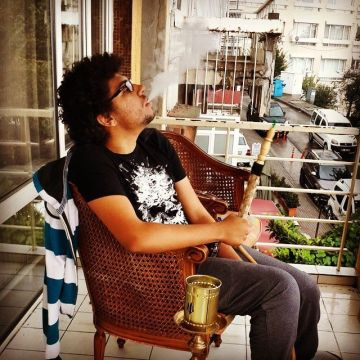 Ahmed Elshayeb, 26, Kocaeli, Turkey