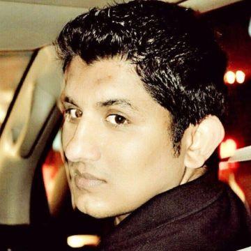 MK Naveed, 31, Abu Dhabi, United Arab Emirates