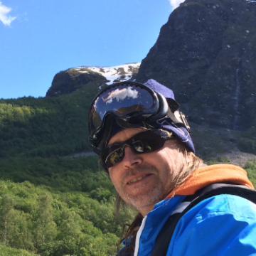 Xetil, 38, Bergen, Norway
