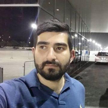 Mustafa Shaaban, 33, Dubai, United Arab Emirates