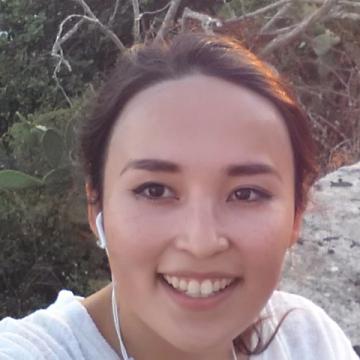 Madina Suleimenova, 23, Poggio Imperiale, Italy