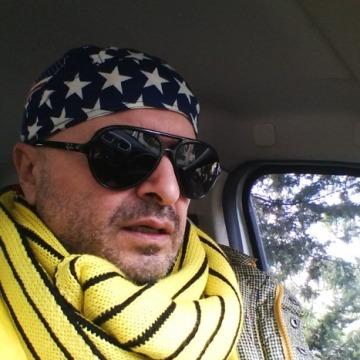 Mohamed Lebnen, 46, Beirut, Lebanon