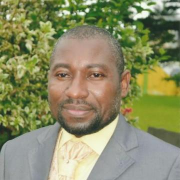 bruce, 44, Yaounde, Cameroon